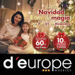 Ofertas de D'Europe, Navidad llena de Magia