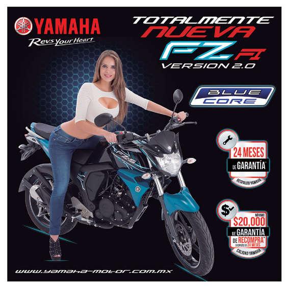 Ofertas de Yamaha, FZ 2.0