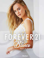 Ofertas de Forever 21, Blanco: Básico de Verano