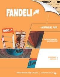 Catálogo Material Pop