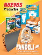 Ofertas de Fandeli, Catálogo Material Pop