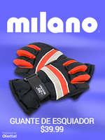 Ofertas de Milano, Rebajas Guantes de Esquiador