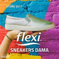 Sneakers Dama Otoño