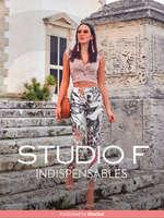 Ofertas de Studio F, Indispensables