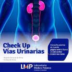 Ofertas de Laboratorio Médico Polanco, Perfil vías urinarias