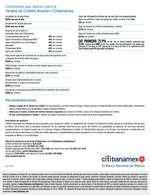 Ofertas de Citibanamex, Tarjeta bsmart