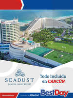 Ofertas de Best Day, Seadust Family Resort Cancún