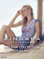 Ofertas de ZINGARA, Cruise 2018 Collection Helena