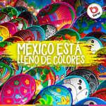 Ofertas de Berel, México está lleno de colores