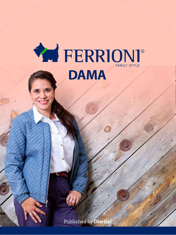 Ofertas de Ferrioni, Ferrioni dama