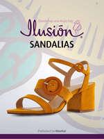 Ofertas de Ilusión, Ilusión sandalias
