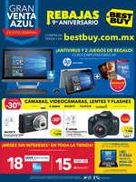 Ofertas de Best Buy, Gran venta azul - Rebajas 9o Aniversario