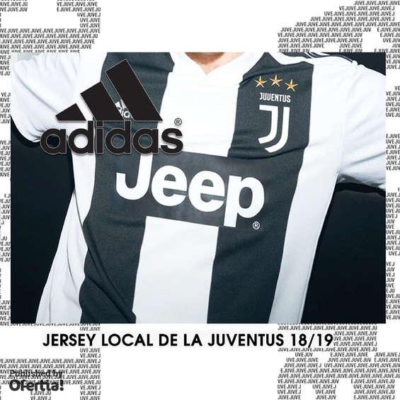 Ofertas de Adidas, Jersey Juventus 18/19