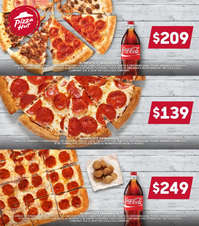 Promociones Pizza Hut
