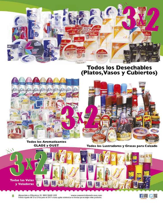 Ofertas de Comercial Mexicana, Julio Regalado Bien Mexicano