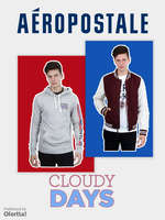 Ofertas de Aeropostale, Cloudy Days
