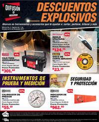 Descuentos Explosivos