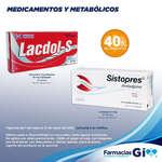 Ofertas de Farmacias Gi, Lacdol