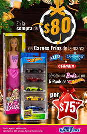 Promoción juguetes