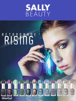 Ofertas de Sally Beauty Supply, Esmalte Uñas Retrograde Rising