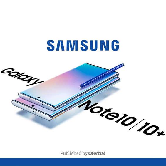 Ofertas de Samsung, Samsung galaxy note 10 / 10+