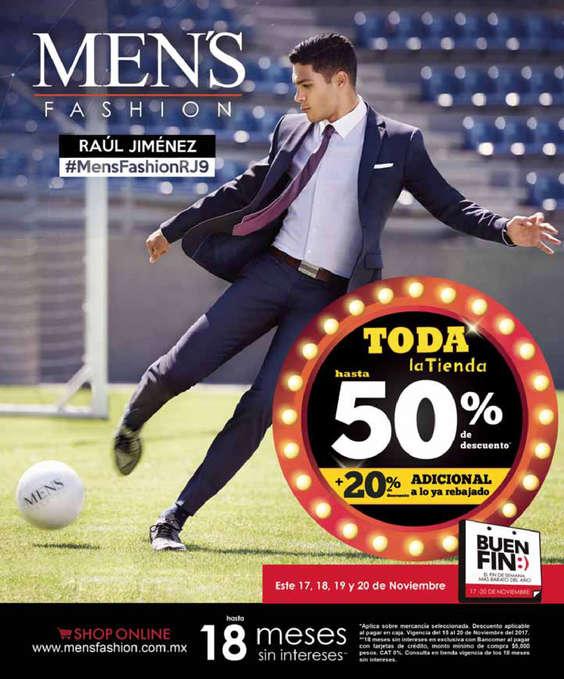 Ofertas de Men's Fashion, Buen Fin