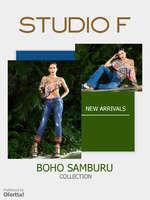 Ofertas de Studio F, Boho