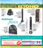 Ofertas de Bed Bath & Beyond, Revista