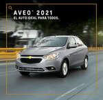Ofertas de Chevrolet, Aveo 2021