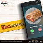 Ofertas de Sbarro, BBQ Chicken Pizza