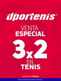 Venta Especial 3x2