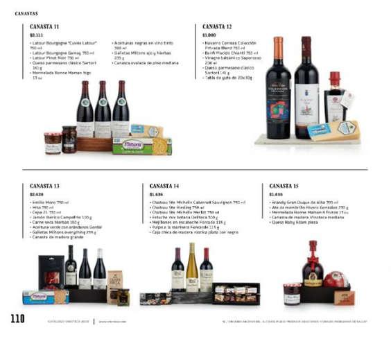 Ofertas de Vinoteca, Vinoteca catálogo 2019
