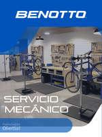 Ofertas de Benotto, Servicio mecánico