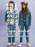 Ofertas de Pepe Jeans, Colección de Verano - Niñas