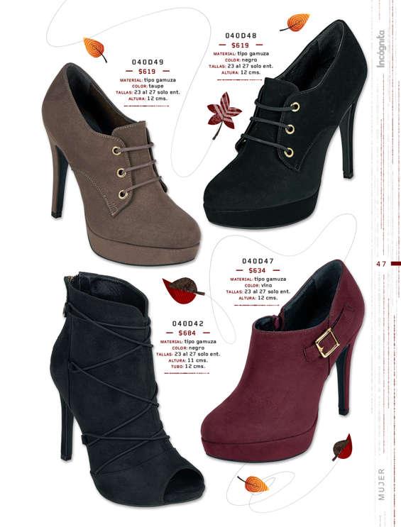 Comprar zapatos de piel mujer ofertas tiendas y - Hogarium catalogo de ofertas ...