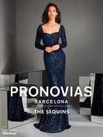 Ofertas de Pronovias, The Sequins