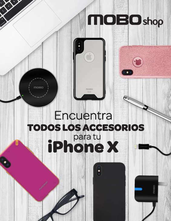 Ofertas de Mobo, Encuentra todos los accesorios para tu iPhone X