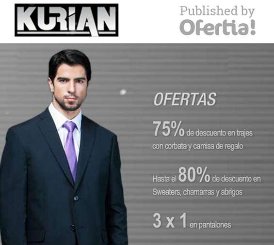 Ofertas de Kurian, Ofertas