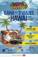 Ofertas de Casa Ley, Gana 2 viajes a Hawái