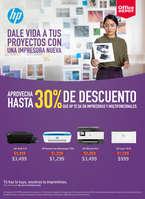 Ofertas de Office Depot, 30% de descuento en impresoras y multifuncionales