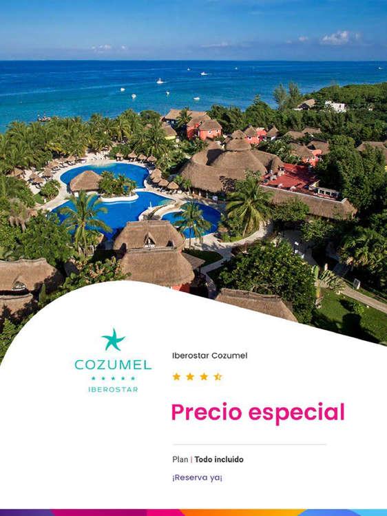 Ofertas de Price Travel, Cozumel