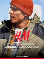 Ofertas de H&M, Chaqueta Acolchada