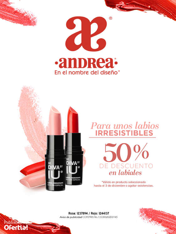 Andrea Texcoco de Mora - Catálogos cd343cf1a4f