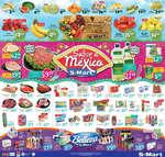 Ofertas de S-Mart, Sabor a México S-mart