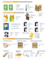 Ofertas de Lozano, Productos para acabados, empaque y envío