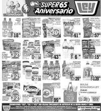 Super 65 Aniversario
