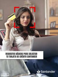 Requisitos para tu tarjeta de crédito