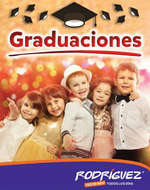 Ofertas de ALMACENES RODRÍGUEZ, Graduacioness