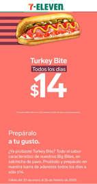 Turkey bite
