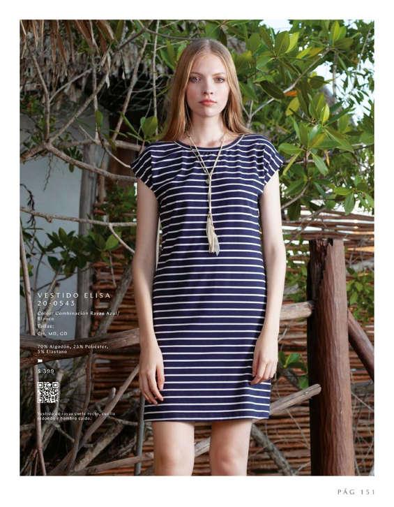 6400af10676f7 Vestidos de verano en Villa Hidalgo - Catálogos